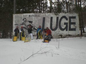 Cedar Ridge Luge