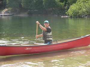 How to choose a canoe paddle