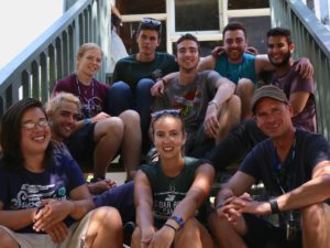 Cedar Ridge Camp Staff