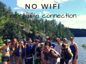 How Campers Benefit From Unplugging